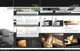 architecture design portfolio layout. Architecture Portfolio 59-60 Design Layout