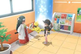 Let S Go Eevee Nature Chart Pokemon Lets Go Nature Lady Fortune Teller All Flower