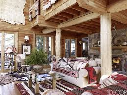 Ralph Lauren Living Room Furniture House Tour From The Mountains To The Beach A Fashion Execs Two