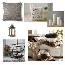 Nice Winter Decor Ideas Collage