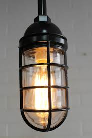 industrial cage lighting. Fat Shack Vintage Cage Pendant Light Industrial Lighting T