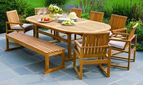 selecting the best outdoor patio tables teak wood table with chairs and bench teak wood patio furniture c75