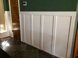 Our DIY Board and Batten Wainscoting