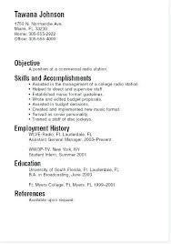 Undergraduate Student Resume Sample Classy Example Of Resume For Undergraduate Student Talktomartyb