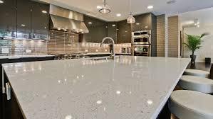 White stone kitchen countertops Quartz Crystal Pearl White Quartz Countertops Color History Countertop Pearl White Quartz Countertop White Quartz Kitchen Countertops
