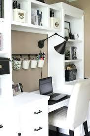 trendy office. Uncategorized:Office Shelves Ideas With Trendy Office Design Home Bookshelves Craft Room