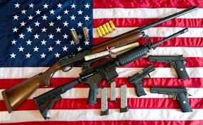 Image result for images of huge amount of guns in U.S