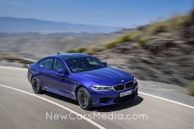 Coupe Series bmw m5 review : BMW M5 2018: review, photos, specifications