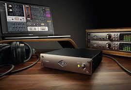 Universal Audio Releases Uad 2 Satellite Thunderbolt 3 Dsp