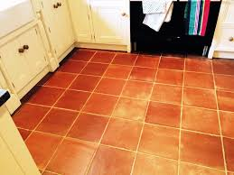 Red Floor Tiles Kitchen Tile Cleaning Stone Cleaning And Polishing Tips For Terracotta