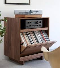 vinyl record storage furniture. LP Storage Cabinet - Symbol Handcrafted Audio Vinyl Record Furniture .