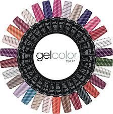 Opi Color Chart New Opi Nail Polish Bliss Hair Beauty Salon