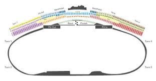 Daytona 500 Seating Chart 2019 Daytona International Speedway Tickets And Daytona