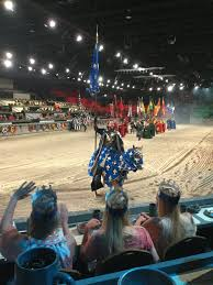 Myrtle Beach's Medieval Times Dinner Theater: The Blue Knight (We are on  the Blue Team) | Medieval times dinner, Myrtle beach, Pictures
