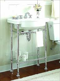 american standard retrospect console table best of furniture awesome pedestal sink base awesome townsend pedestal