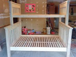 bedroom White Bunk Twin Over Full With Stairs Metal Beds Desk Wood