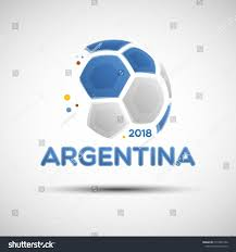 Argentina Banner Design Football Championship Banner Flag Of Argentina Vector