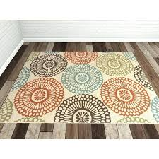 brown blue area rug teal and brown area rug orange brown area rug chocolate brown and