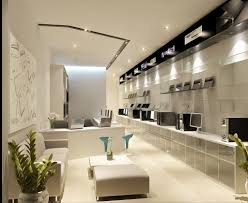 Gorgeous Room Designs With Perfect Imagination Modern Retail - Home showroom design