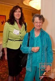 Lorraine Cohen with Myrna Cohen