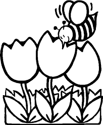 Free Flower Coloring Pages For Kids Coloringstar