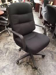 hon pillow soft chair. HON 2090 Series PillowSoft High-Back Executive Chair, Black Fabric Hon Pillow Soft Chair S