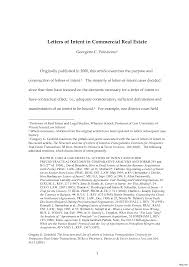 Letter Of Intent Real Estate Brilliant Ideas Of Letter Of Intent Real Estate Lease Magnificent 18