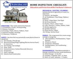 checklist for house inspection home inspection checklist to do list template construction safety
