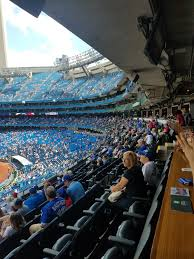 Toronto Blue Jays Clubhouse Seats At Rogers Centre