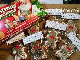 | the ingredients for this easy christmas treat can easily be found around your home during the holidays.you can vary the flavor by substituting lemon, orange. Easy Christmas Gingerbread Treats Ink And Inspirations