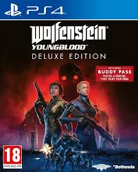 Youngblood Ps4 Wolfenstein Youngblood Deluxe Edition Apollo