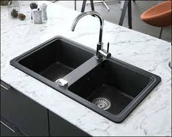 stainless steel countertop with sink luxury granite posite kitchen sinks vs stainless steel new hammered