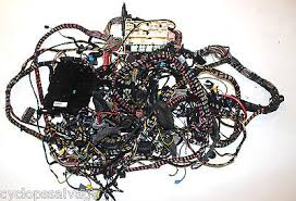 bmw e sedan complete vehicle wiring harness w fuse item information