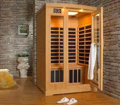 Sauna With Infrared Heater Contemporary Addition To Modern Inside Sauna  Bathroom Ideas Prepare