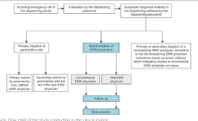 Figure 1 From Telemedical Support For Prehospital Emergency