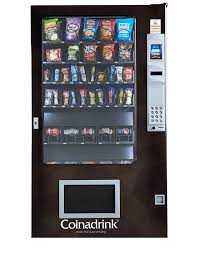 Cold Drinks Vending Machine Custom Canteen Vending Machines Coinadrink