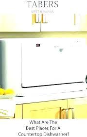 attach dishwasher to granite ge installation under countertop digital