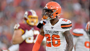 Browns Rookie Greedy Williams Impressing Coaches Heavy Com