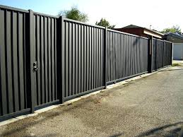 metal fence cost exotic corrugated metal fence cost fence metal privacy fence style reviews commercial ideas