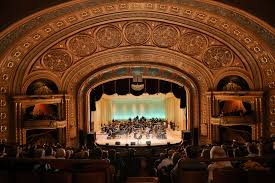 Morris Civic Auditorium Seating Chart Ticket Information South Bend Symphony
