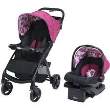 graco fastaction sport lx travel system car seat stroller combo