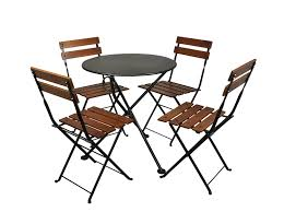 outdoor cafe table and chairs. Amazon.com: Mobel Designhaus French Café Bistro 3-leg Folding Table, Jet Black Frame, 28\ Outdoor Cafe Table And Chairs U