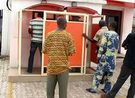 Image result for ATM in Nigeria