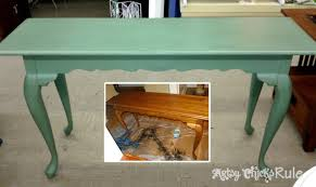chalk paint furniture before and afterA Collection of Before  After Furniture Pieces  Artsy Chicks Rule
