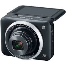 sony camera vlog. canon powershot n2 with a flip out viewfinder screen sony camera vlog