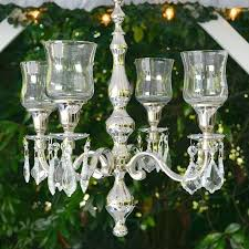 candle chandelier with crystals crystal candle chandelier non electric