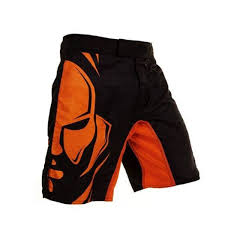 Wholesale Top Quality Mma Gear Mens Customized Mma Shorts