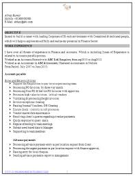 Sap Sample Resume Data Architect Resume Format Download Pdf Data STechies