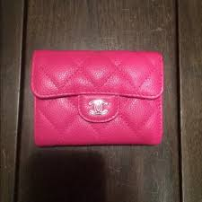 chanel zip card case. pink chanel caviar wallet card holder ss15 zip case -