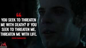 Victor Frankenstein Quotes MagicalQuote Enchanting Victor Frankenstein Quotes